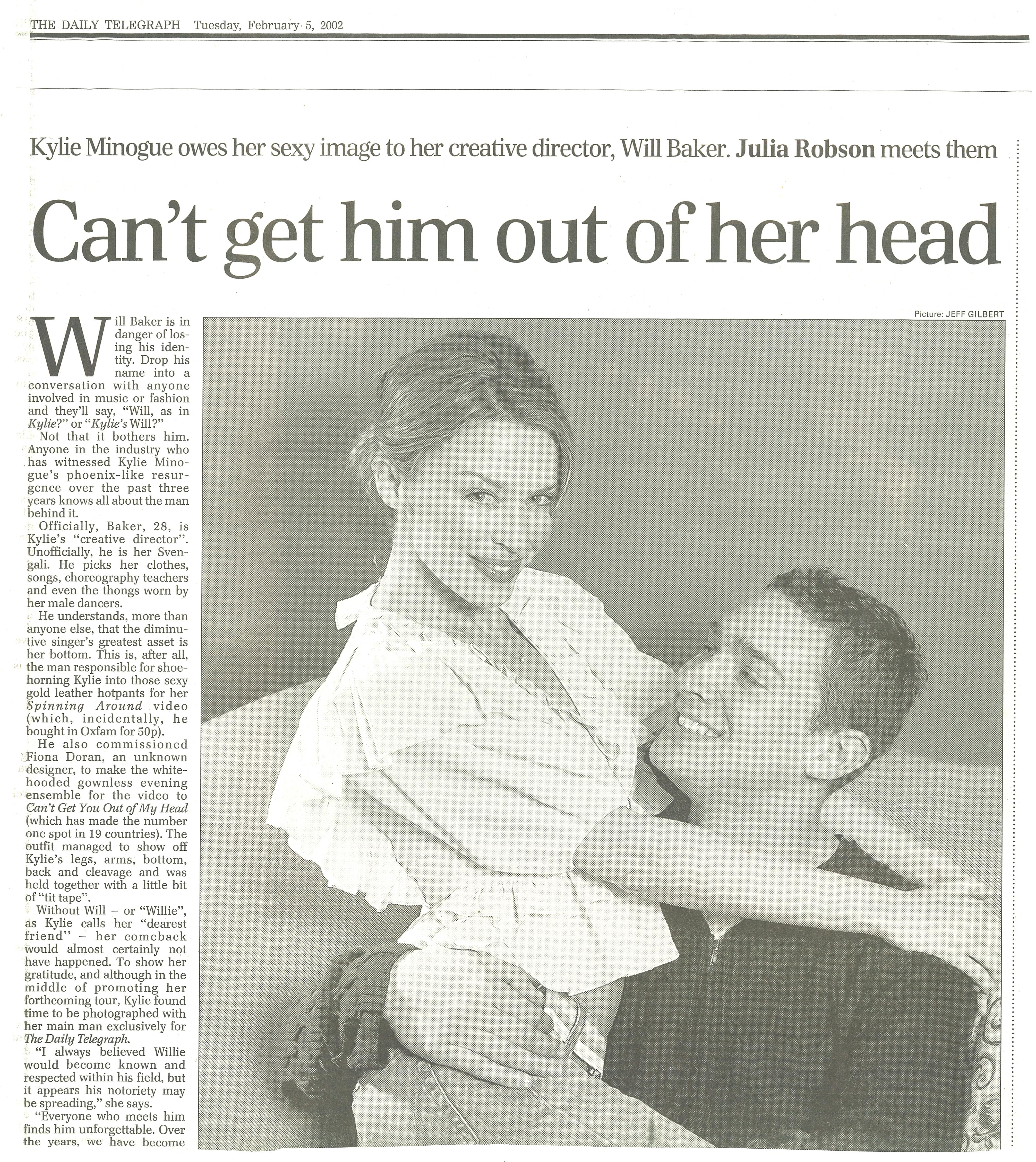 Julia-Robson-Kylie-Minogue's-dress-designer-Will-Baker-Telegraph-2002-1(of2)