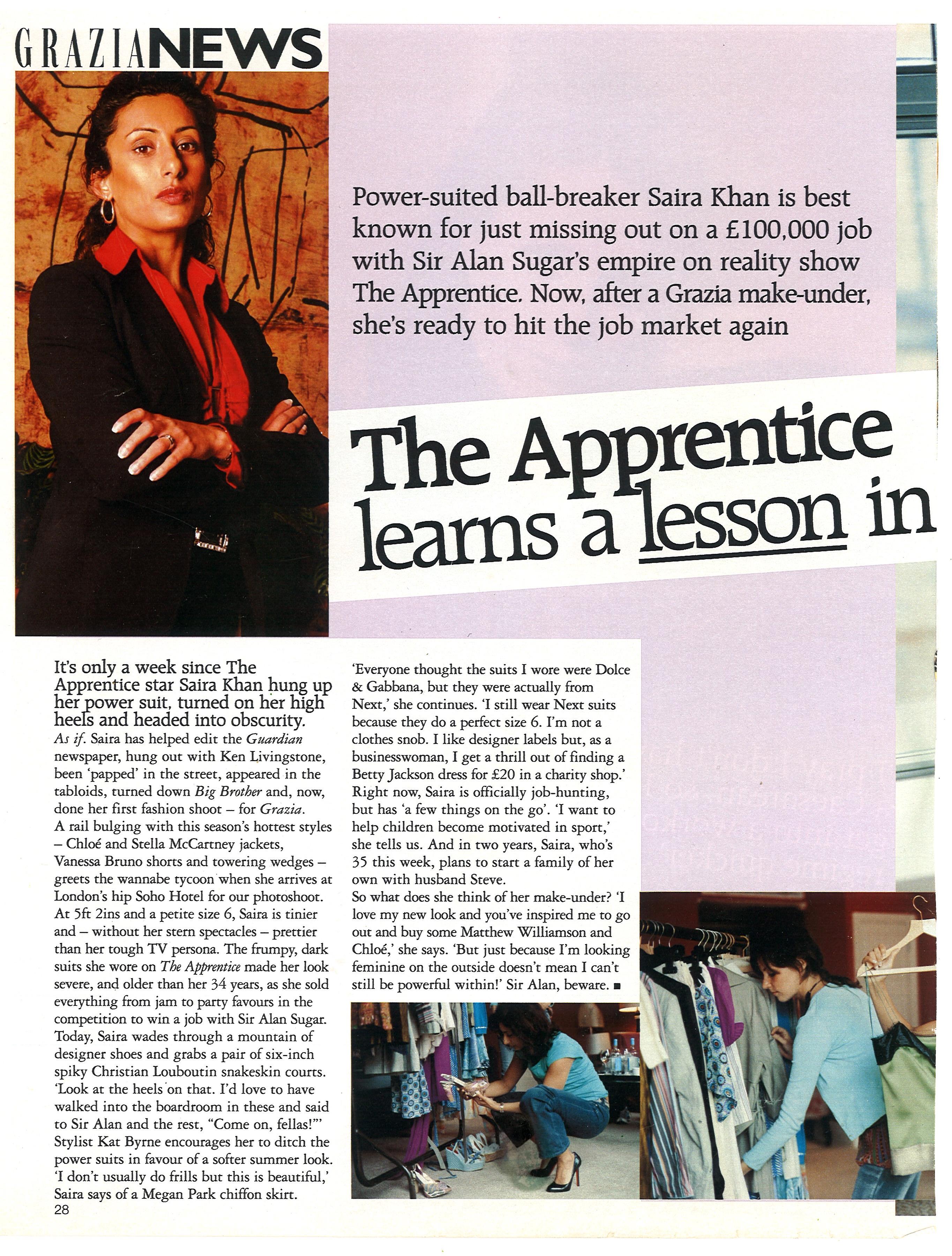 Julia-Robson-Saira-Khan-The-Apprentice-Grazia-2007-1(of2)